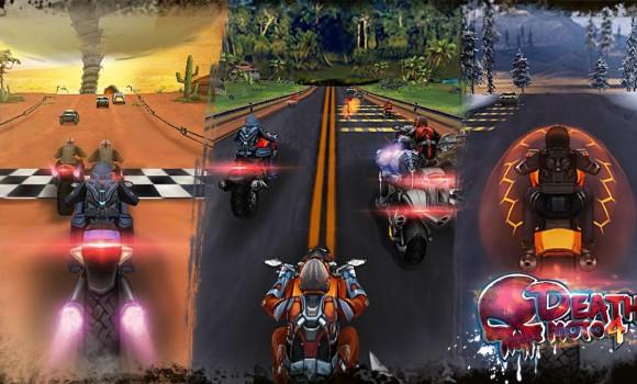 Death Moto 4 Ekran Görüntüleri - 1