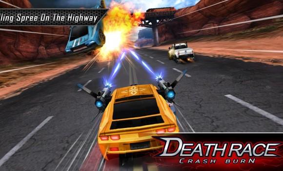 Death Race:Crash Burn Ekran Görüntüleri - 5
