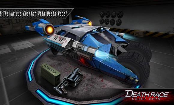 Death Race:Crash Burn Ekran Görüntüleri - 4