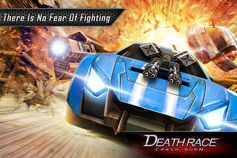 Death Race:Crash Burn Ekran Görüntüleri - 3