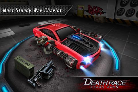 Death Race:Crash Burn Ekran Görüntüleri - 2