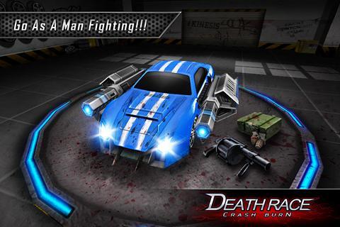Death Race:Crash Burn Ekran Görüntüleri - 1