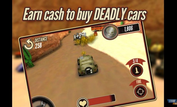 Death Rider Ekran Görüntüleri - 4
