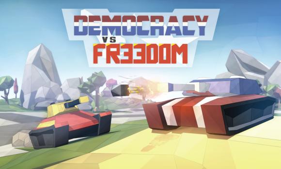 Democracy vs Freedom Ekran Görüntüleri - 5