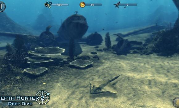 Depth Hunter 2: Deep Dive Ekran Görüntüleri - 10