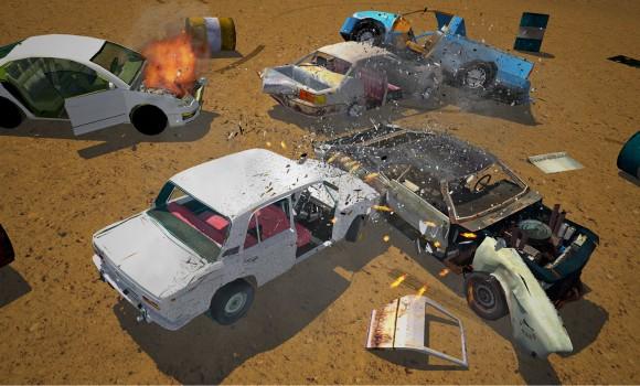 Derby Destruction Simulator Ekran Görüntüleri - 4