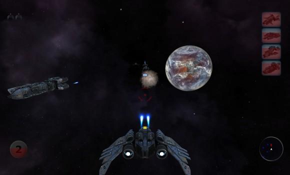 Derelict Fleet Ekran Görüntüleri - 8