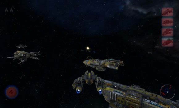 Derelict Fleet Ekran Görüntüleri - 5