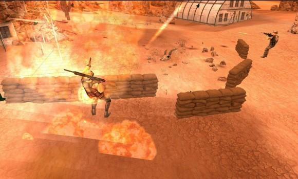 Desert Sniper Shooting Ekran Görüntüleri - 2