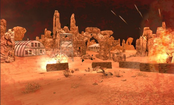Desert Sniper Shooting Ekran Görüntüleri - 1