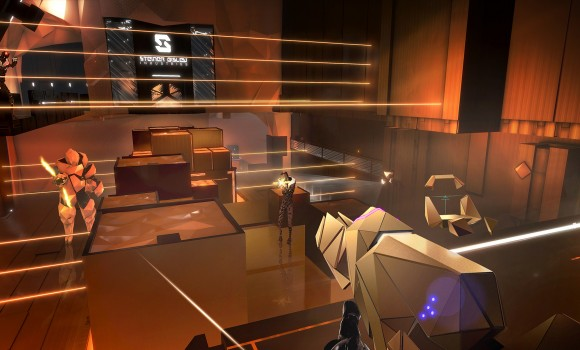 Deus Ex: Breach Ekran Görüntüleri - 2