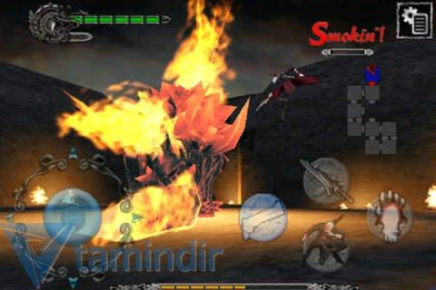Devil May Cry 4 refrain Ekran Görüntüleri - 4