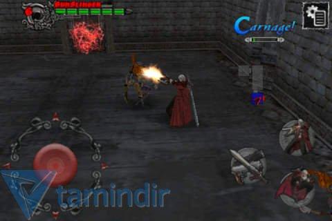 Devil May Cry 4 refrain Ekran Görüntüleri - 2