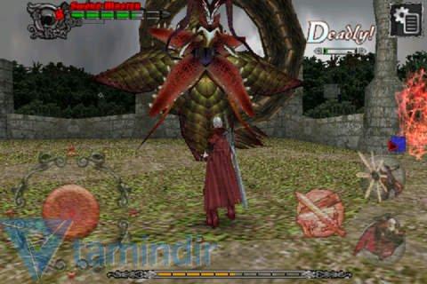 Devil May Cry 4 refrain Ekran Görüntüleri - 1