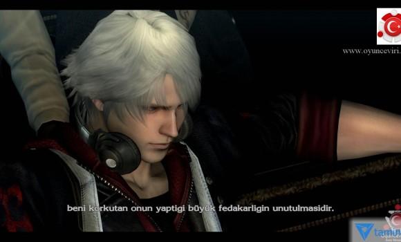 Devil May Cry 4 Türkçe Yama Ekran Görüntüleri - 1