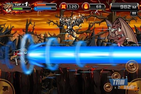 Devil Ninja 2 Ekran Görüntüleri - 4