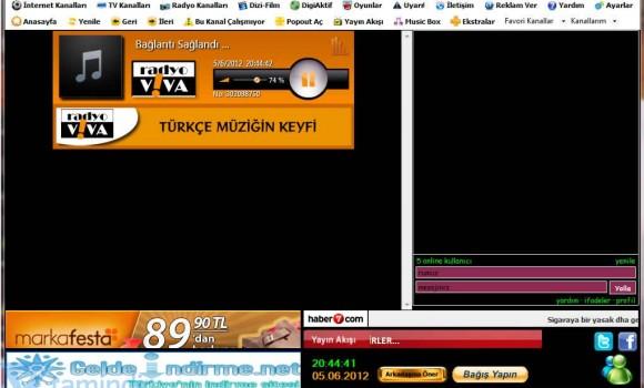 Digimax TV Ekran Görüntüleri - 4