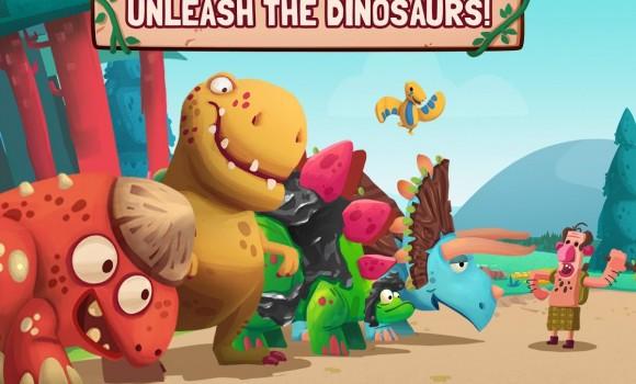 Dino Bash Ekran Görüntüleri - 3