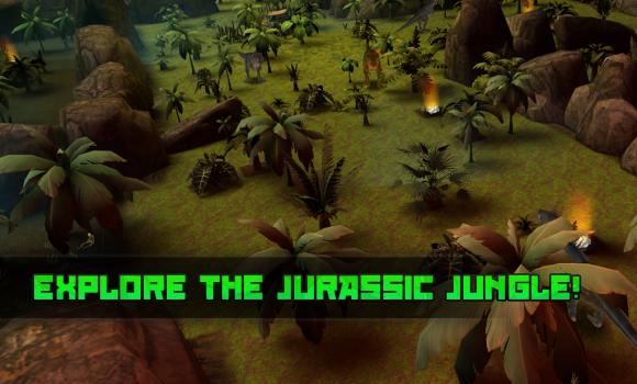 Dino Escape - Jurassic Hunter Ekran Görüntüleri - 3