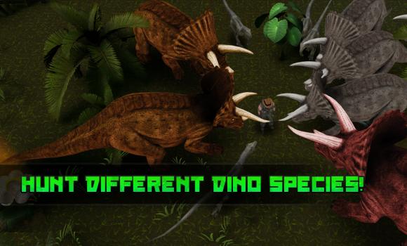 Dino Escape - Jurassic Hunter Ekran Görüntüleri - 5