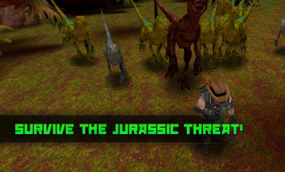 Dino Escape - Jurassic Hunter Ekran Görüntüleri - 4