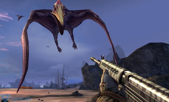 Dino Hunter: Deadly Shores Ekran Görüntüleri - 1