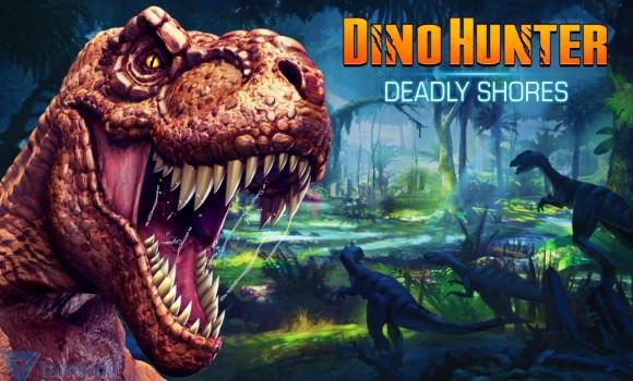 Dino Hunter: Deadly Shores Ekran Görüntüleri - 3