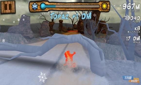 Dino Run FREE Ekran Görüntüleri - 6