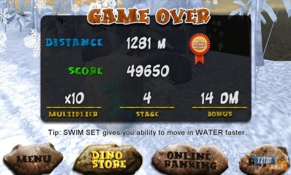 Dino Run FREE Ekran Görüntüleri - 5