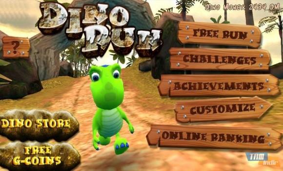 Dino Run FREE Ekran Görüntüleri - 4