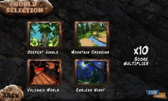 Dino Run FREE Ekran Görüntüleri - 2