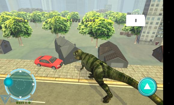 Dinosaur Rampage - Trex Ekran Görüntüleri - 3