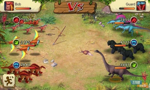 Dinosaur War Ekran Görüntüleri - 4