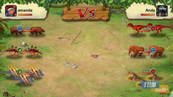 Dinosaur War Ekran Görüntüleri - 2