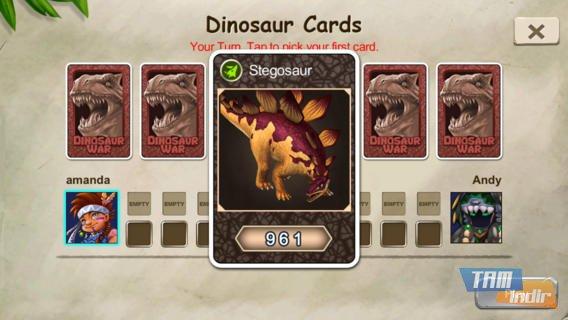 Dinosaur War Ekran Görüntüleri - 1