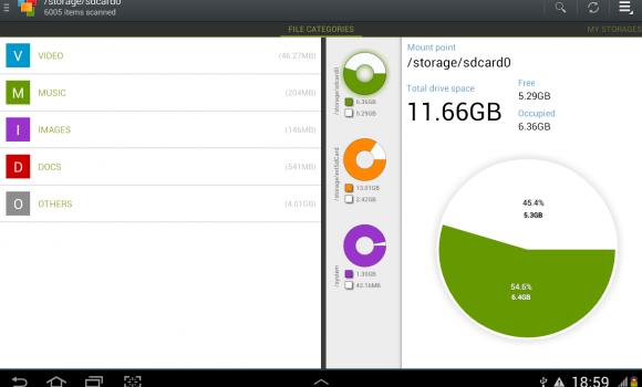 Disk Usage & Storage Analyzer Ekran Görüntüleri - 5