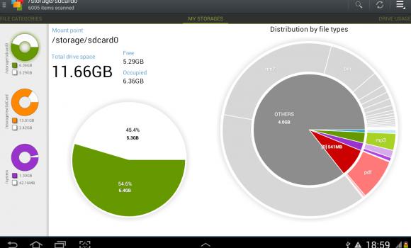 Disk Usage & Storage Analyzer Ekran Görüntüleri - 4