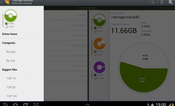 Disk Usage & Storage Analyzer Ekran Görüntüleri - 3