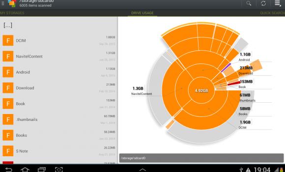 Disk Usage & Storage Analyzer Ekran Görüntüleri - 2