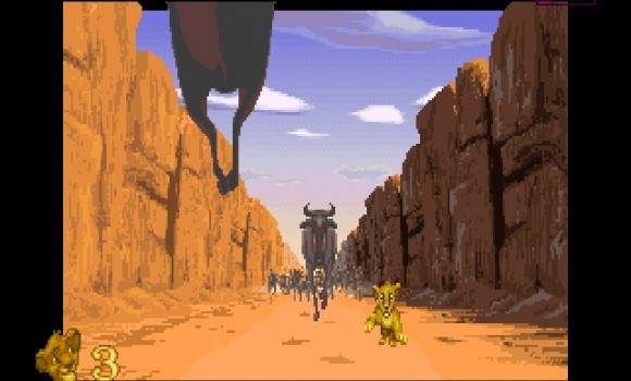 DISNEY THE LION KING Ekran Görüntüleri - 3