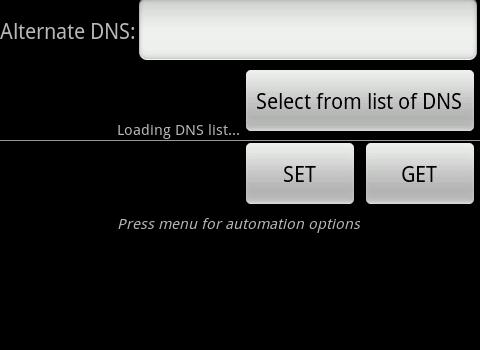 DNS Changer Ekran Görüntüleri - 3