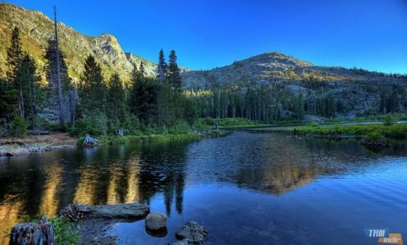Doğal Manzaralar Teması Ekran Görüntüleri - 3