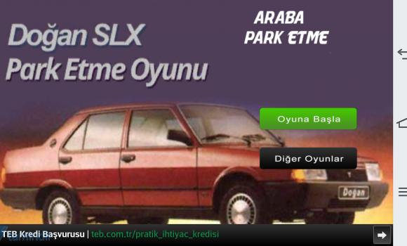 Doğan SLX (Şahin) Park Etme HD Ekran Görüntüleri - 4