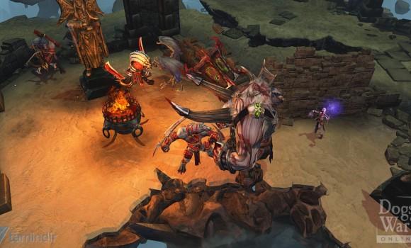 Dogs of War Online Ekran Görüntüleri - 3