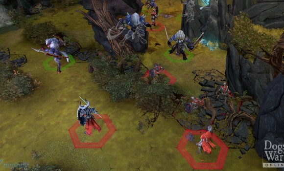 Dogs of War Online Ekran Görüntüleri - 5