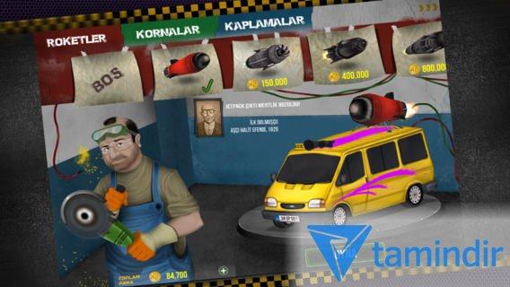Dolmuş Driver Ekran Görüntüleri - 4