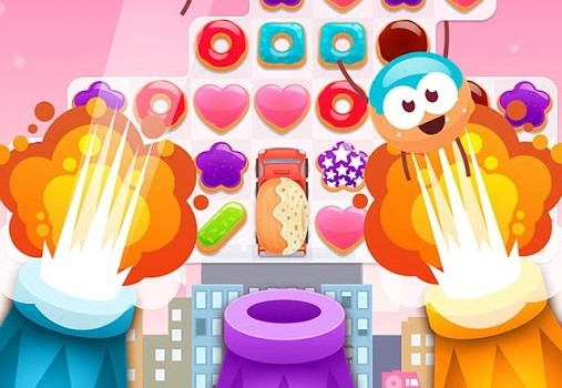 Donuts Go Crazy Ekran Görüntüleri - 5
