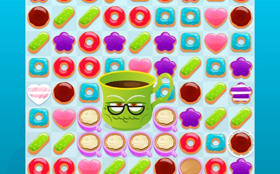 Donuts Go Crazy Ekran Görüntüleri - 1