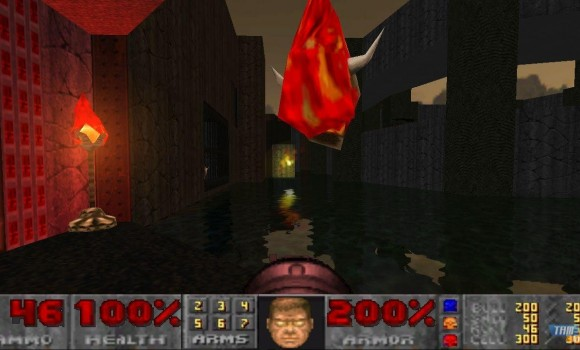 Doom GLES Ekran Görüntüleri - 1