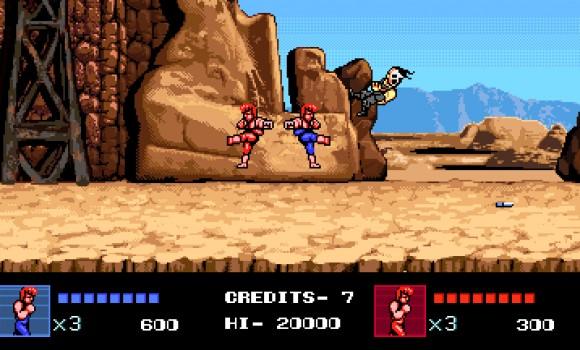 Double Dragon IV Ekran Görüntüleri - 7